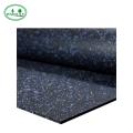 tapis de sol d'entraînement de poids en caoutchouc pour l'équipement de gymnastique