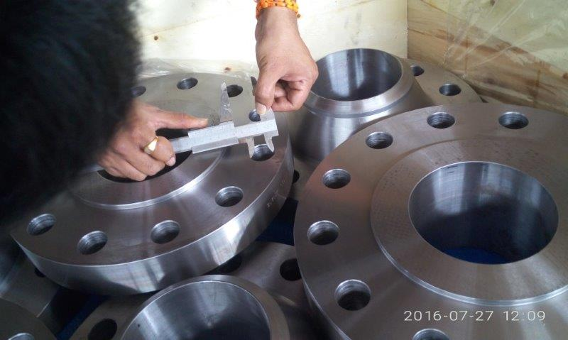 Steel Spectacle Flanges