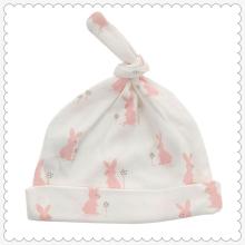 Unisex-Baby Neugeborenen Bio-Baumwolle Knoten Hut