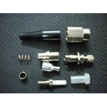 FC / PC Sm-3.0mm Conector de fibra óptica
