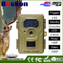 2016 newest product 12MP 1080P waterproof outdoor wildlife camera
