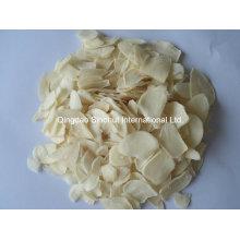 Flocons d'ail déshydratés en poudre de granulés