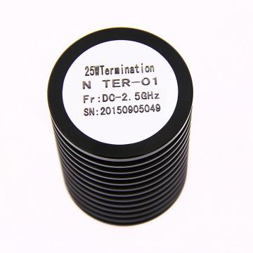Частотный диапазон DC 2.5 ГГц округлость N женский коаксиальный кабель разъем прекращении