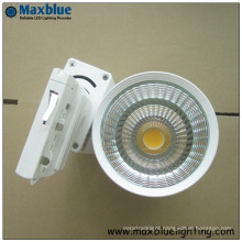 35W High Brightness 100lm/W COB LED Track Light