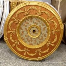 Runde PS Künstlerische Decke Medaillon Dekoration Material Dl-1169-3