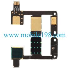 Microphone Mic Flex câble pour iPad Mini pièces de rechange