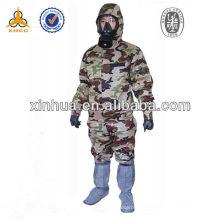 vêtements de protection chimique