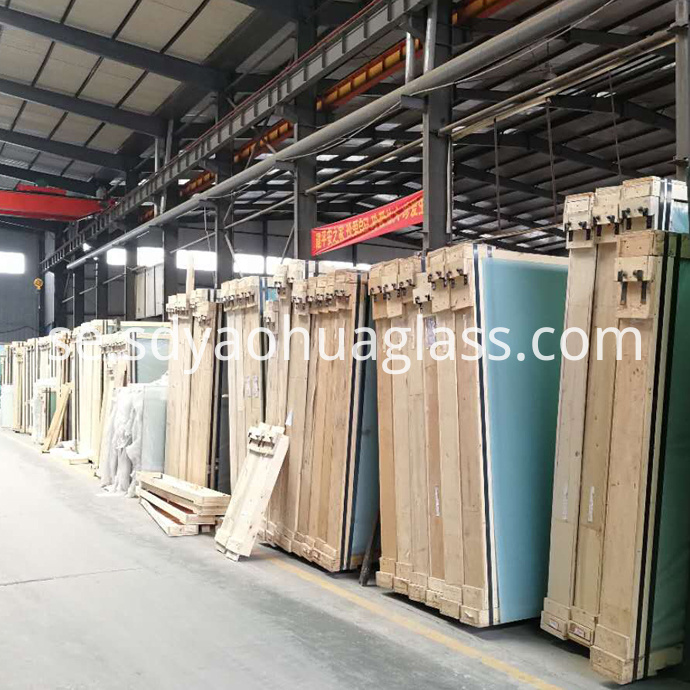 Laminated Glass In Stock