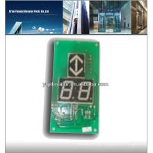 Elevador Pantalla de suelo, exhibición llevada del elevador, exhibición del lcd del elevador