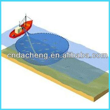 DCFN-11 hot sale coloured UHMW-PE fish net