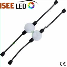 DC15V dmx rgb couleur pixel 3d boule sphère