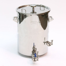 Stainless Steel 18 Gal Brew in Bag Kettle