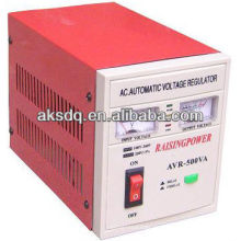 Regulador de Voltaje Automático AVR 500VA