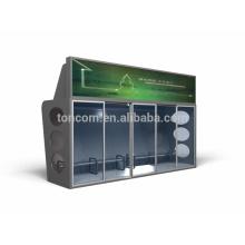 THC-35 transit shelter kiosk