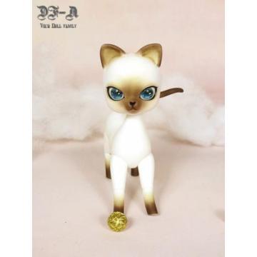 Шарнирная кукла BJD Animals WUWU 12,2 см