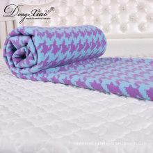 100 Производителей Шерстяное Одеяло Высокого Качества Чистый Рок Thickdubai Оптового Рынка Шерсти Мериноса Одеяло Китай