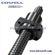Fonte de Fábrica Hiwin Rolled Type Ball Screw com Alta Precisão