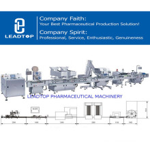 High Efficient Automatic Capsule Bottling Line