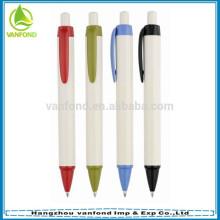 2015 hot selling plastic promotional short ballpoint pen refills