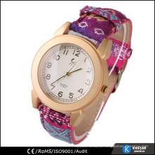 new fashion wrist watch quartz water resistant watch