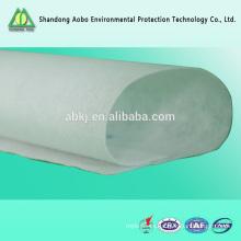 Fibra de PTFE de excelente calidad / fibra de PTFE tela / tela de fibra de PTFE