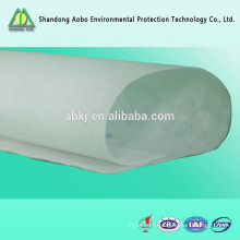 Tissu de fibre de PTFE d'excellente qualité / tissu de fibre de tissu de PTFE / fibre de PTFE