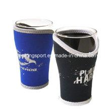 Refroidisseur de tasses Neopreen isolé, porte-gobelet, refroidisseur de boîte, porte-néoprène
