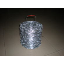 Heavy Zinc Coating Stacheldraht