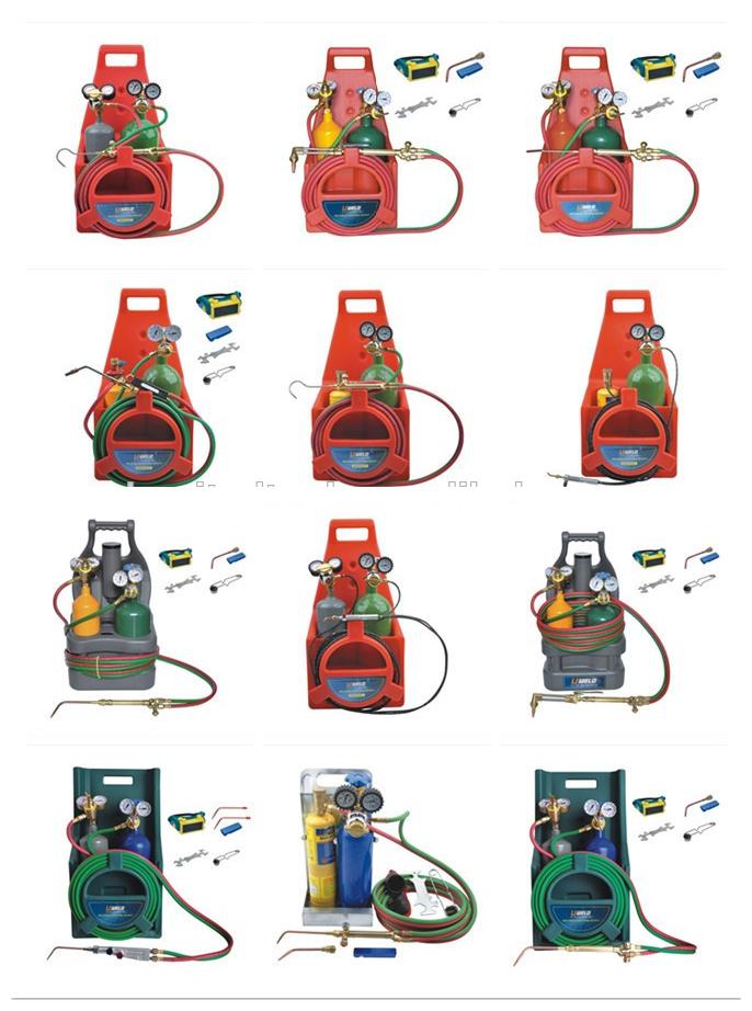 Gas Cutting Welding Torch
