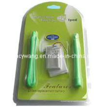 Для упаковки медиа-плеера iPod с блистерной упаковкой (HL-154)