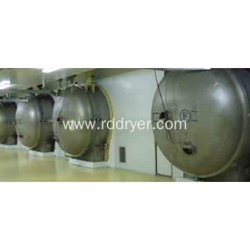 Industrial freeze drying machine Vegetable dryer