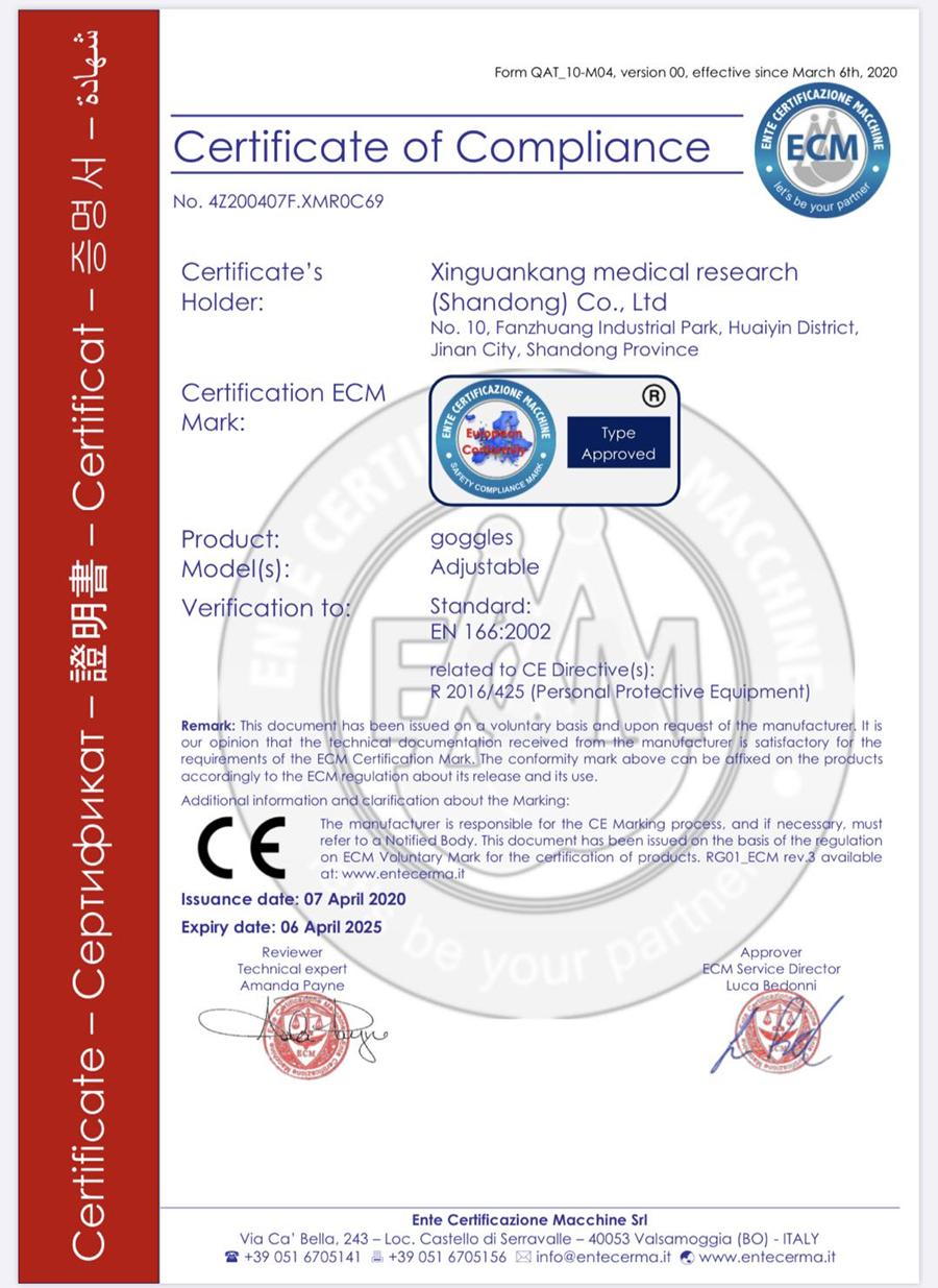En166 2002 Standard