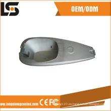 Precio de fábrica 60W fundición a presión de aluminio de la farola LED vivienda