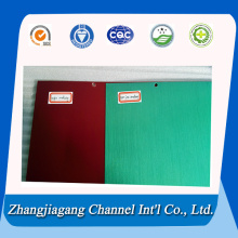 6061 Colour Anodized Aluminum Plate for Machine