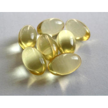 500mg Wheat Germ Oil Soft Capsules