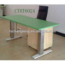 Modularer Schreibtisch mit Hebesystemen, angetrieben von hochwertigen 2 Motoren