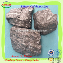 SiCa/Silicon Calcium Inoculant for Steel Making Ferro Alloy