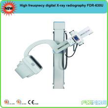 U-arm high frequency digital X-ray radiography equipment FDR-200u with CE