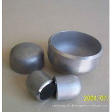Capuchon de tuyau en acier inoxydable 304