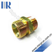 Metric Male Straight Reducer Adapter Hydaulic Rohrverschraubung (1C)