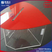 Supply Large Heart-Shaped Cheap Donation Boxes
