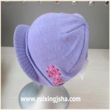 Acrylique bonnet de pointe pour les enfants