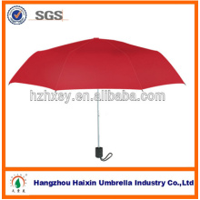 Auto-offene Falte billige Werbeartikel Schirme angepasst