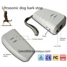 Cão treinamento eficaz cão repeller poderoso ultra-som dog bark stop