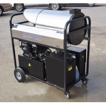 Hot Water High Pressure Washer Diesel Heating