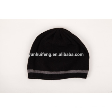 inner mongilia knitting cashmere winter hat