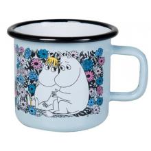 Taza personalizada de la taza de café del té del esmalte 5/6/7/8/9/10/11 / 12cm