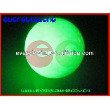 luz verde flash pelotas de golf venta caliente 2016