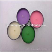 Lámpara de té LED para uso profesional candle6tvc