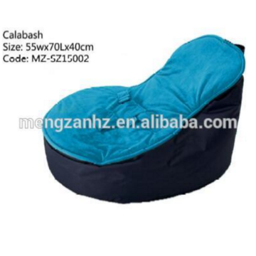 Portable bean bag soft baby sleeping bed